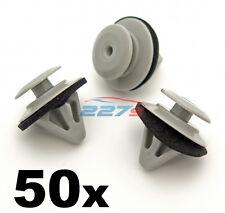 Falda de lado 50x, ribete de moldeo Repisa Cubierta Y Puerta Clips Para Mazda 6 y Mazda CX-9