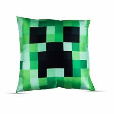 Minecraft Two Sided Square Cushion Pillow  Perfect For Any Childrens Room Or B