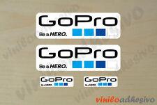 PEGATINA STICKER VINILO GoPro blanco Go Pro autocollant aufkleber adesivi