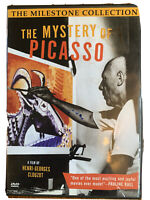 DVD: The Mystery of Picasso, Henri-Georges Clouzot, Claude Renoir, María Casares