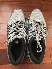 Saucony Propel Vista Men Running Sneakers Silver Gray Shoes Size 11M