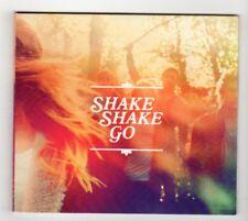 (IB291) Shake Shake Go, Shake Shake Go EP - 2014 CD new not sealed
