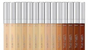 L'OREAL True Match Concealer 6.8nl - CHOOSE SHADE- NEW Sealed
