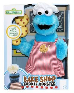 Sesame Street Scented Cookie Monster Feature Plush