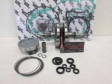 KTM 250 SX-F ENGINE REBUILD KIT 3MM STROCKER CRANK, NAMURA PISTON, GASKETS 05-10