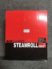 Badcube Steamroll OTS-14 Transformers Masterpiece Scale ?? Sideswipe