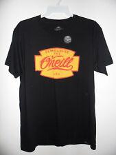 """Oneill Men's S/S T-Shirt """"Bolt"""" BLK - Medium - NWT"""