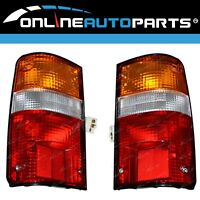 2 Rear Tail Lamps Lights suits Toyota Hilux RN105 RN110 LN111