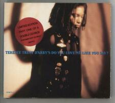 Do You Love Me Like... Terence Trent D'Arby UK 2-CD single (Double CD single)