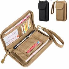 Men's M9 Tactical Hunting Long Wallet Zipper Pursre Clutch ID Card Holder