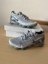 "Nike Air Vapormax Flyknit 2 ""Wolf Grey/Pure Platinum"" UK 8 US 9"