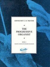 PROGRESSIVE ORGANIST Book 1 Trevor