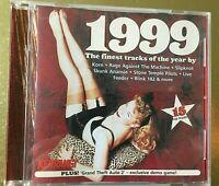 Best Of 1999 KERRANG various artists CD Album NEW Slipknot Stone Temple pilots