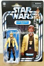 "HASBRO Star Wars Vintage Collection 3.75"" Polegadas Luke Skywalker (yavin) VC151"