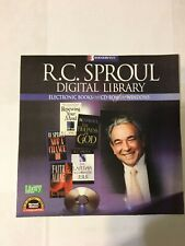 R. C. Sproul Digital Library Electronic Books - Logos Library Bible study tools!