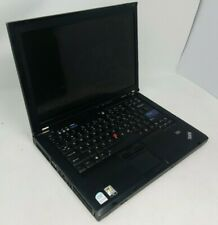 Lenovo ThinkPad R61 Laptop Core 2 Duo T7300, 2.0GHz, 1GB DDR2 RAM 80GB HDD NO OS