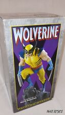 """X-MEN'S """"WOLVERINE"""" 1/8 scale fully painted statue by BOWEN DESIGNS"""