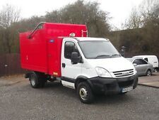 IVECO DAILY 65 C18 TIPPER RECYCLING/TREE BODY 2009 09 REG NO VAT