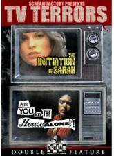 The Initiation of Sarah / Are You in the House Alone [New DVD] Full Frame