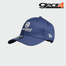 HUSQVARNA NEW ERA FACTORY TEAM CAP HAT BLUE 50% OFF 3HS200021900