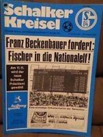 FC Schalke 04 + Schalker Kreisel 23.10.1976 + Bundesliga gegen Hamburger SV /512
