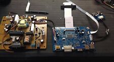 DELL U2412mb LCD COMPLETE SET BOARDS 4h.igh02.a04 4h.igh01.a10 4h.0w808.afo look