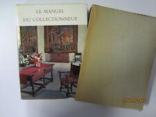 Le manuel du collectionneur livre 1962