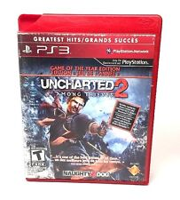 Pre-Owned PlayStation 3 Uncharted 2: Among Thieves, 8557-4