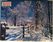"Golden - ""Jackson, NH"" - 1000 Piece Jigsaw Puzzle - Brand New - Sealed"