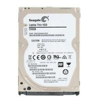 Seagate Laptop Thin 2.5'' 500 GB Sata Hard Drive (ST500LM021) 7200 RPM