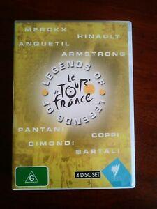 Legends Of The Tour De France DVD