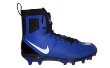 Nike Force Savage Varsity 880140 410 Football Cleats Blue Wht Black Us Size 10