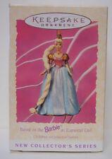 VINTAGE! 1997 Hallmark Keepsake Ornament Rapunzel Barbie-QEO8635