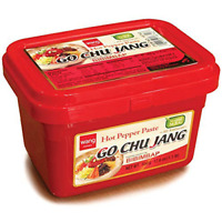 Hot Red Chili Pepper Paste, Korean Traditional Essential Seasoning Sauce  Choles