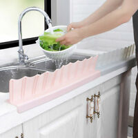 Kitchen Wash Sink Washing Baffle Prevent Water Splash Board Anti-Splash HS3