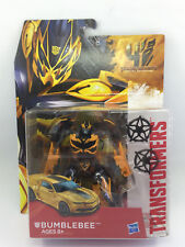 HASBRO TRANSFORMERS Movie 4 Age of Extinction Deluxe Class Bumblebee Figure MISB