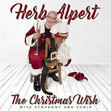 "HERB ALPERT ""THE CHRISTMAS WISH"" (2 LP/180 G) BRAND NEW! STILL SEALED! (MINT)"