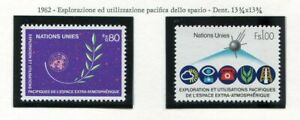 19573) United Nations (Geneve) 1982 MNH Space