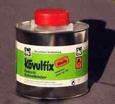 KÖVULFIX Lederkleber Bastellkleber PVC Leder Kork Filz Holz Furniere Papier 300g
