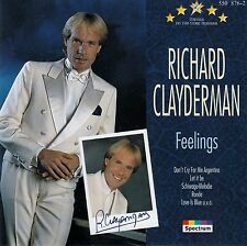 RICHARD CLAYDERMAN : FEELINGS / CD