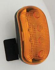 NEW Hardhat Safety Light Amber Hard Hat Light 10030 By ERB