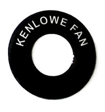 KENLOWE FAN - Lucas Toggle Switch Round Dash Tag - Classic Car Kit Hot Rod