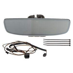 OEM 15-17 Volkswagen Enhanced Rear View Mirror W/HomeLink Jetta NEW 000072548D