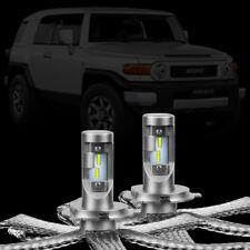 Toyota FJ Cruiser 2011 - 2016 LED Headlight Conversion Kit LLA Vanquish