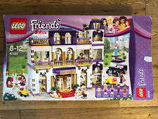 Lego Friends Heart Lake Hotel 41101 In Box w Instructions. 99.9% Complete