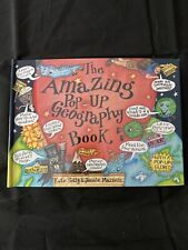 The Amazing Pop-Up Geography Book by Kate Petty (2000, Hardcover)