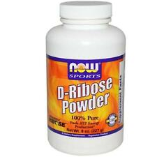 NOW Foods Ribose Protein Shakes & Bodybuilding Supplements