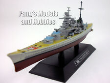 Battleship Scharnhorst Germany 1/1100 Scale Diecast Model Ship by Eaglemoss