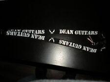 Dean Guitars CUSTOM Lanyard AND KEYCHAIN L@@K