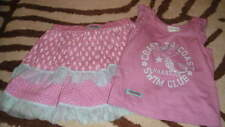 BOUTQIUE NAARTJIE S 4 YRS MERMAID BEADED TOP SEAHORSE SET SKIRT